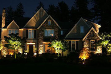 Custom Outdoor Lighting